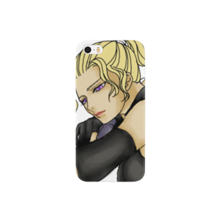 美<<bijou>>珠のるびー Smartphone cases