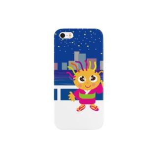 クレコちゃんの東京湾納涼船の思い出 Smartphone cases