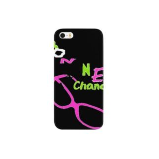 bonnechance(うまちゃん) Smartphone cases