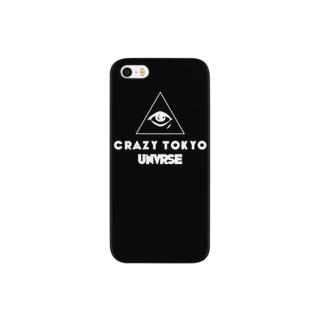 CRAZY TOKYO Smartphone cases