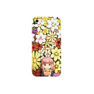 花の園 Smartphone cases
