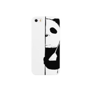 パンチラ Smartphone cases