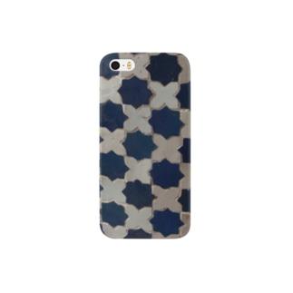 モロッコのタイル3 Smartphone cases