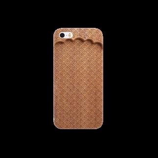 Trip Birdのモロッコのドア1 Smartphone cases