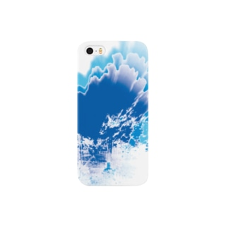 晩夏の扉 Smartphone cases
