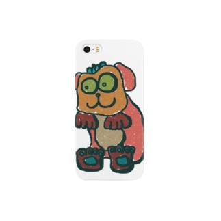 お茶の間わん吾郎 Smartphone cases