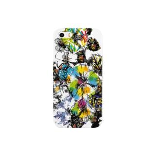 Flower.C.Works Smartphone cases