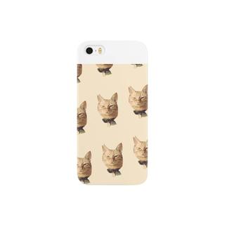 むぎちゃん Smartphone cases