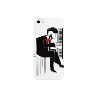 piano man スマートフォンケース