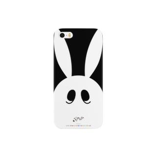 冥土の兎 白い影編 Smartphone cases