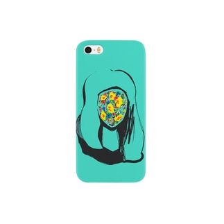 miss floral Smartphone cases
