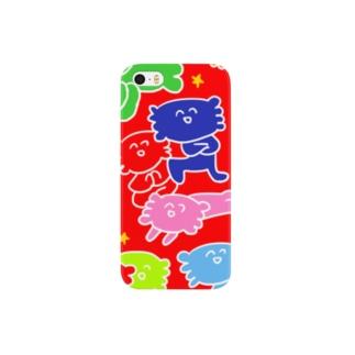 なおしのねむみ再確認君いろいろ Smartphone cases