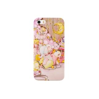 サーカスの天使 Smartphone cases