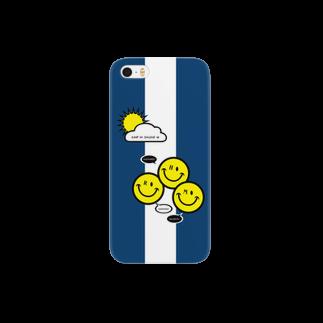 H.R.M.SUZURIの3SMILE Smartphone cases