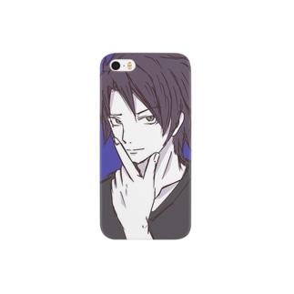 ナルシスト君 Smartphone cases