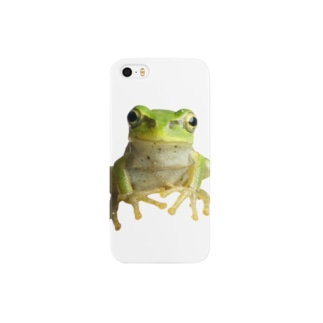 2D-Frog ver.01 スマートフォンケース