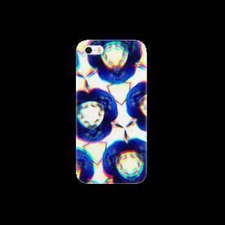 あめりすの碧花 Smartphone cases