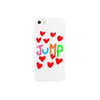 JUMP(ハート)iPhoneケース Smartphone cases