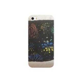 真夏の花火 Smartphone cases