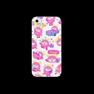 nakkiのペロキャッキャ Smartphone cases