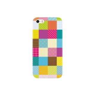 恋するキルト Smartphone cases