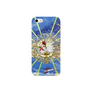緊張の悟り閃光-マッドチキン Smartphone cases