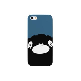 ひつじねこ Smartphone cases