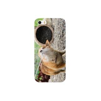 水鉄砲いぬ Smartphone cases
