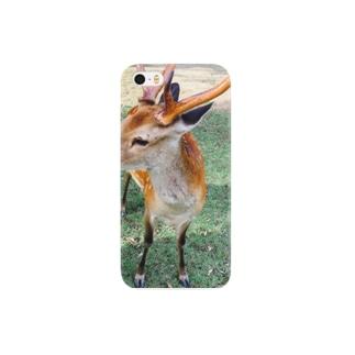 奈良 鹿  Smartphone cases