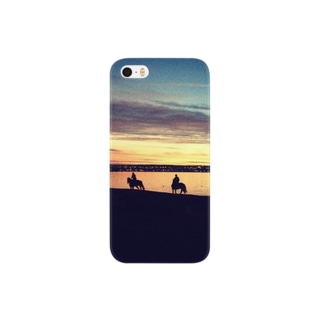 RCMP@beach Smartphone cases