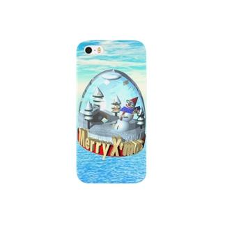 セビリヤの怒髪師の真夏のクリスマス Smartphone cases