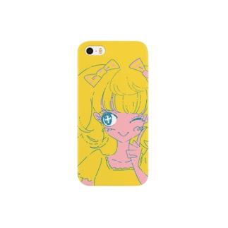 花子ちゃん Smartphone cases