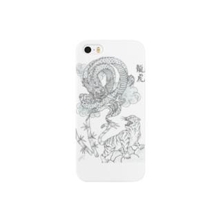 龍虎 Smartphone cases