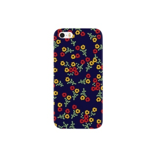 モザイクタイルガーデン Smartphone cases