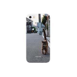 08/17 ニャー5 HOMETOWN スマートフォンケース