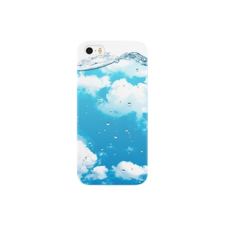 青空炭酸水 Smartphone cases
