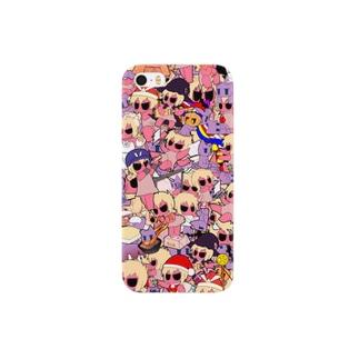 ごちゃカバー Smartphone cases