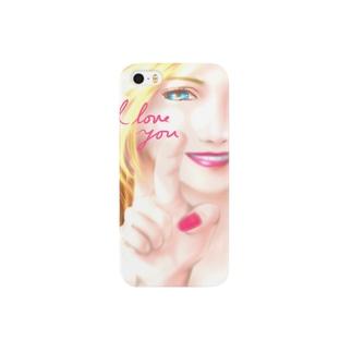 Ilove you. Smartphone cases