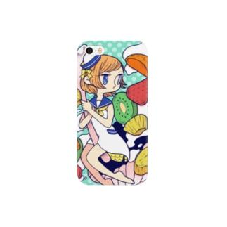 ヨーグルトサラダ Smartphone cases