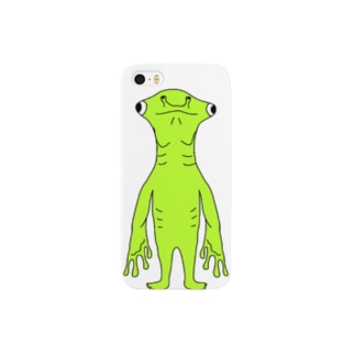 宇宙人 Smartphone cases