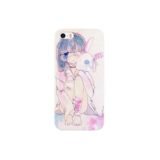 メンヘラ女子 Smartphone cases