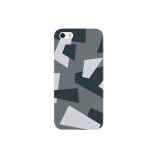 ダズル迷彩的な Smartphone cases