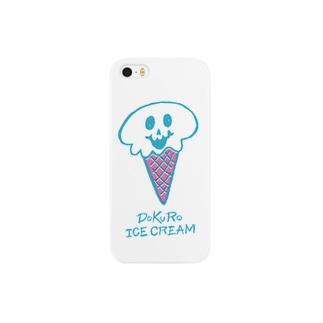 DOKURO ICE CREAM スマートフォンケース