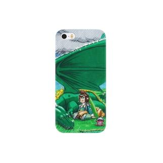竜翼雨傘 Smartphone cases