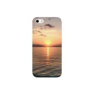 沖縄の朝 Smartphone cases