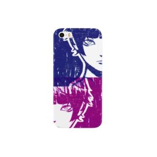 まっしゅな男の子 Smartphone cases