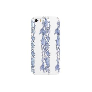 うーにか青魚iphone Smartphone cases