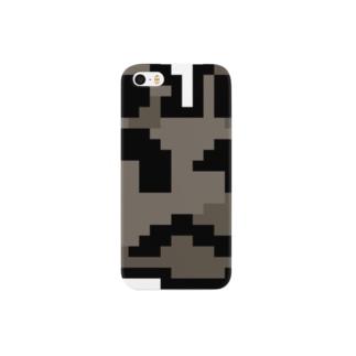 モカベースアイコン Smartphone cases