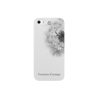 Fermare il tempo【モノトーン】 Smartphone cases