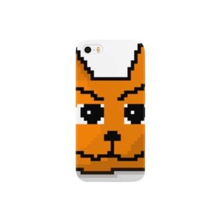 レナちゃんアイコン Smartphone cases